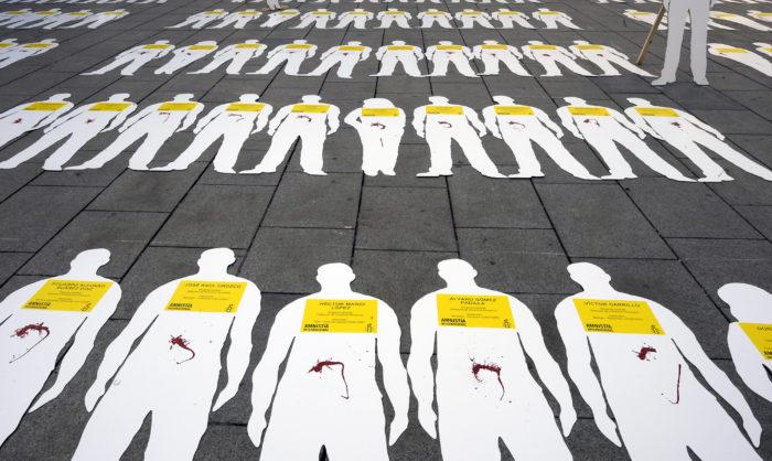 Execuções e desaparecimentos