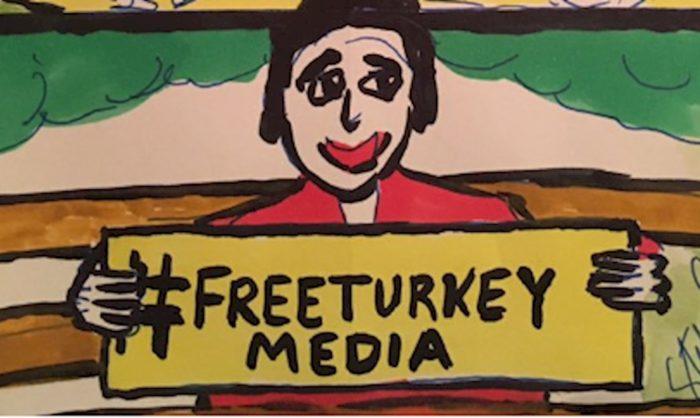 A morte do jornalismo na Turquia