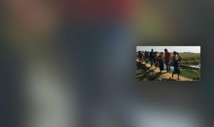 Refugiados em fuga de perseguição na Birmânia são forçados pelo Bangladesh a voltar para trás