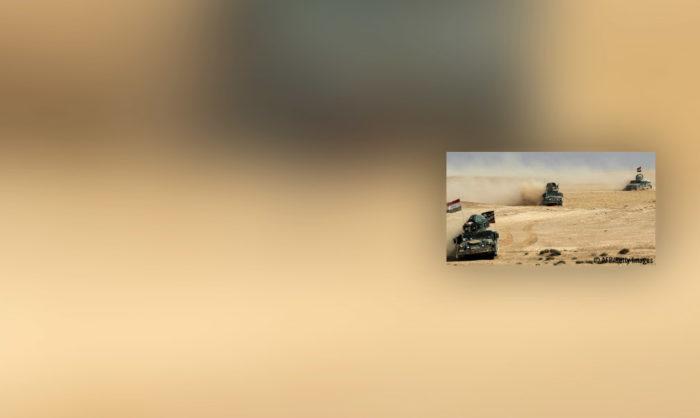 Civis iraquianos apanhados no fogo-cruzado e usados como escudos humanos pelo EI em Mossul