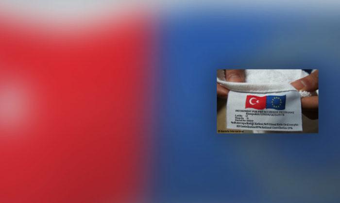 UE arrisca-se a ser cúmplice nas detenções e deportações ilegais de refugiados feitas pela Turquia