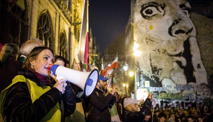 Ataques contra ativistas de direitos humanos em pico: é preciso ser BRAVE