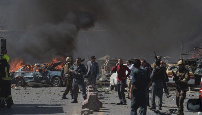 Atentado em Cabul é ato deliberado de violência que expõe a grave insegurança no Afeganistão