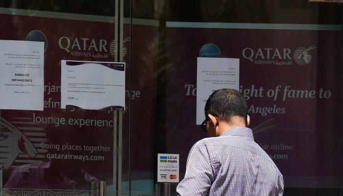 Cisão no Golfo mergulha milhares na incerteza e ataca a dignidade humana e a liberdade de expressão