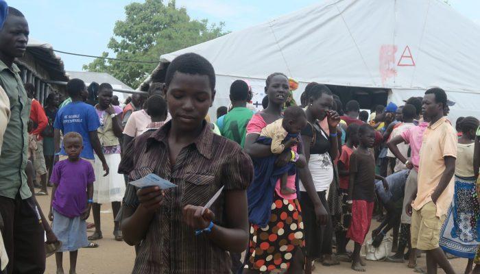 Comunidade internacional tem de travar crise no Uganda que acolhe um milhão de refugiados sul-sudaneses