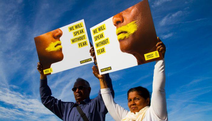 Guiné Equatorial: Prisioneiros de Consciência libertados