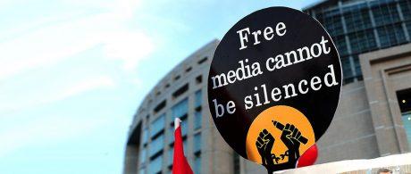 Liberdade para os jornalistas detidos na Turquia!