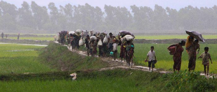 Pelo fim da limpeza étnica em Myanmar, agora!