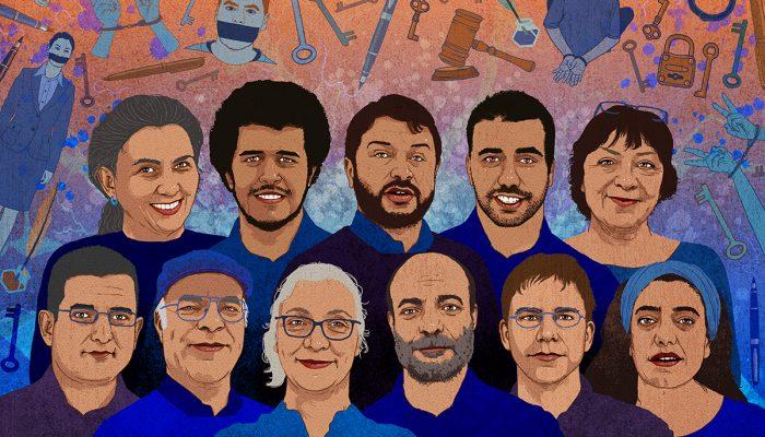 Justiça para os defensores de direitos humanos na Turquia!