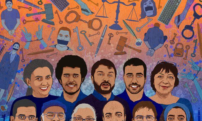 Liberdade para Idil, Taner e todos os defensores de direitos humanos!