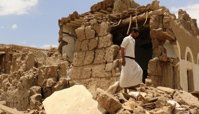 Resolução marcante aprovada na ONU cria grupo de peritos para investigar violações de direitos humanos no Iémen