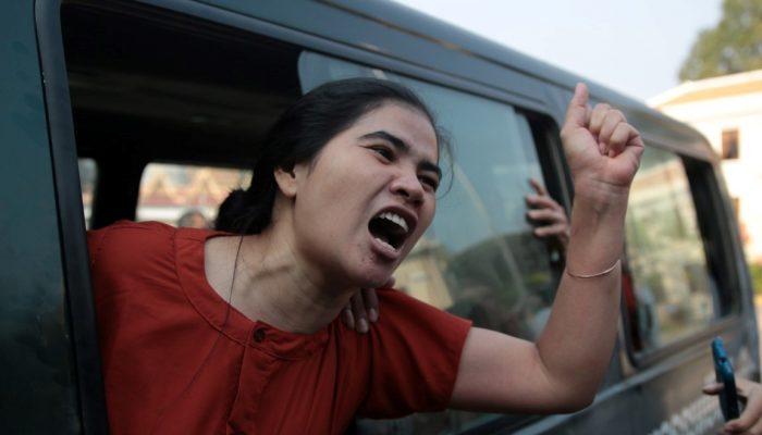 Liberdade para Tep Vanny!