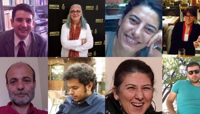 Farsa judicial na Turquia tem de chegar a um fim com a absolvição dos defensores de direitos humanos em julgamento