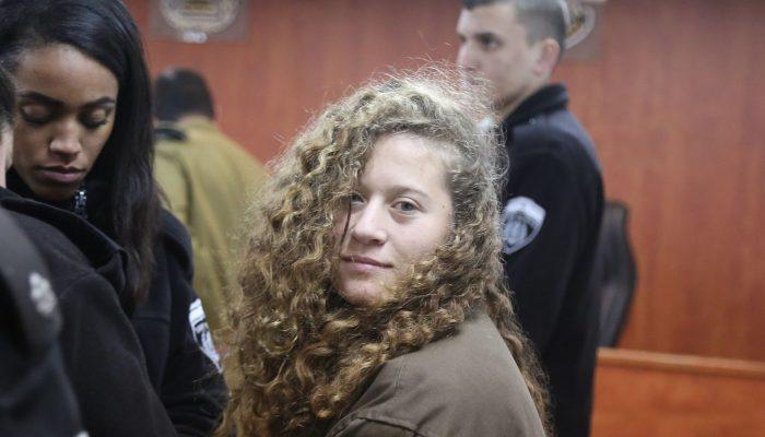 Libertação de Ahed Tamimi é um momento agridoce com tantas crianças palestinianas a definharem nas prisões de Israel