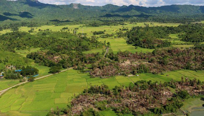 Exército de Myanmar apropria-se de terras e constrói bases em aldeias rohingya