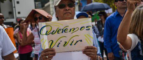 """Queremos viver"" – SOS Venezuela"
