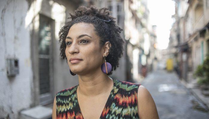 Marielle Franco: assassinada por defender os direitos humanos