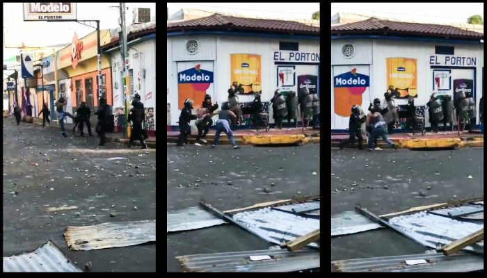 Autoridades da Nicarágua lançam estratégia letal de repressão contra manifestantes