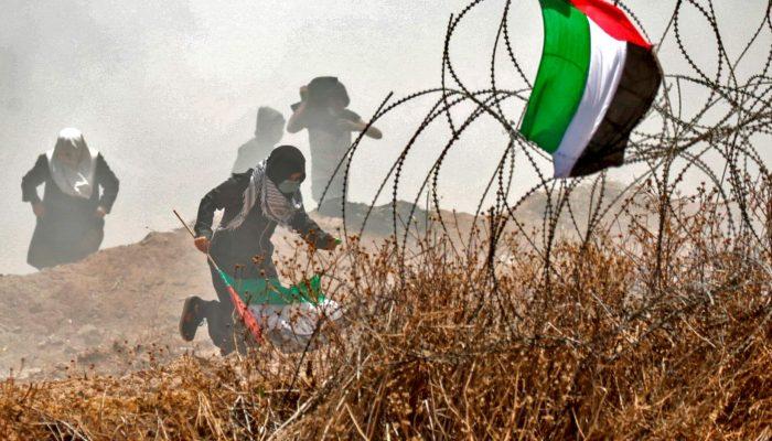Uso excessivo da força em Gaza é uma horrível violação da lei internacional