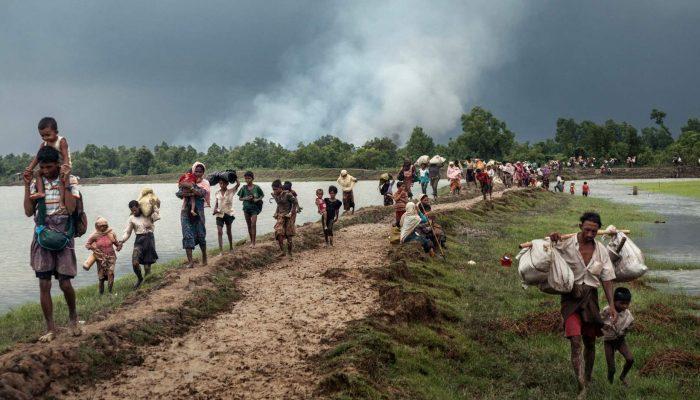 Militares devem responder perante a justiça por crimes contra a humanidade praticados contra rohingya