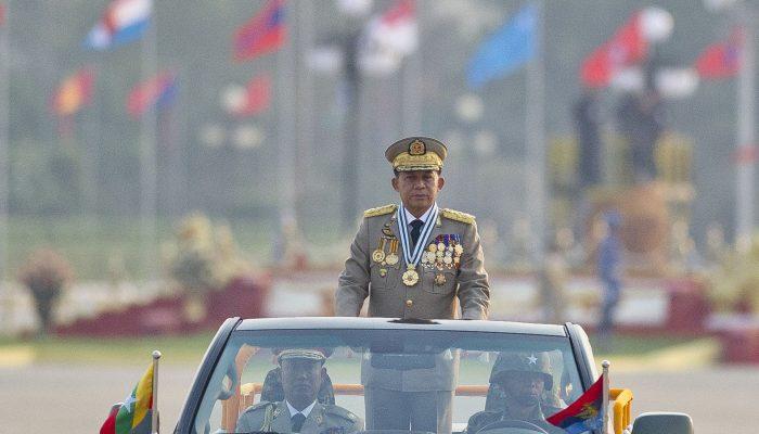 Os militares de Myanmar devem responder perante a justiça!