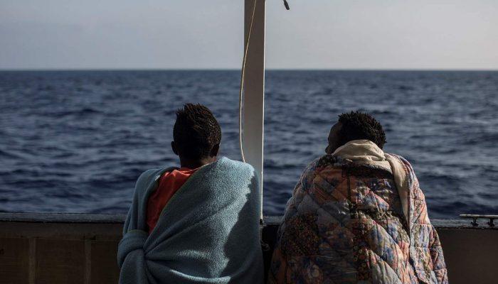 Aumento de mortes no Mediterrâneo Central expõe o fracasso das políticas europeias