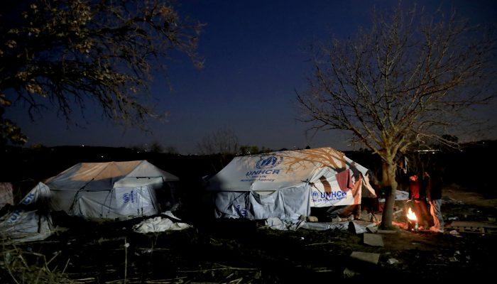 Mulheres refugiadas na Grécia querem decidir o seu próprio futuro face aos perigos que enfrentam todos os dias