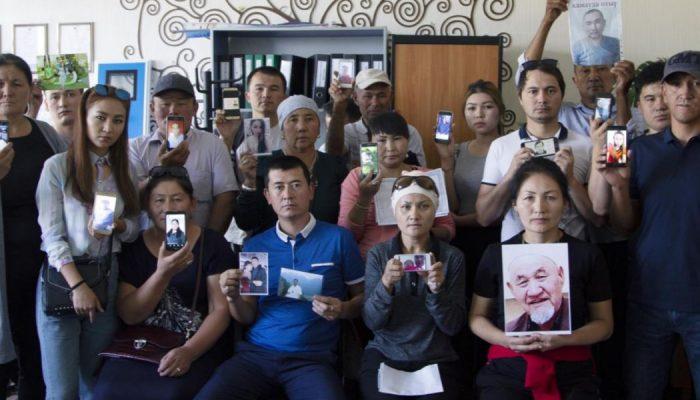 Cerca de um milhão de detidos no Xinjiang, China
