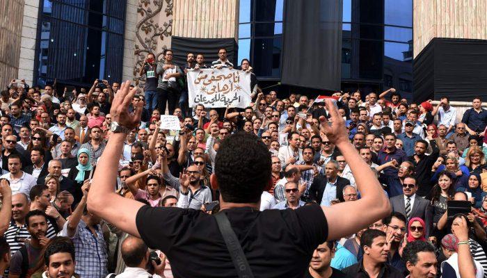 "O Egito está ""mais perigoso do que nunca"" para os ativistas pacíficos"