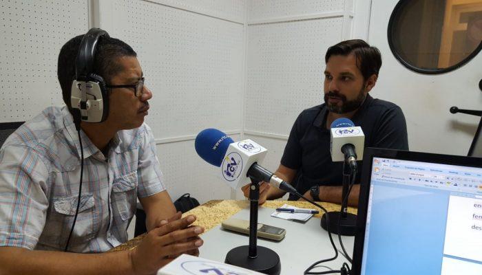 Diretor executivo da Amnistia Internacional Portugal faz périplo de direitos humanos em Cabo Verde