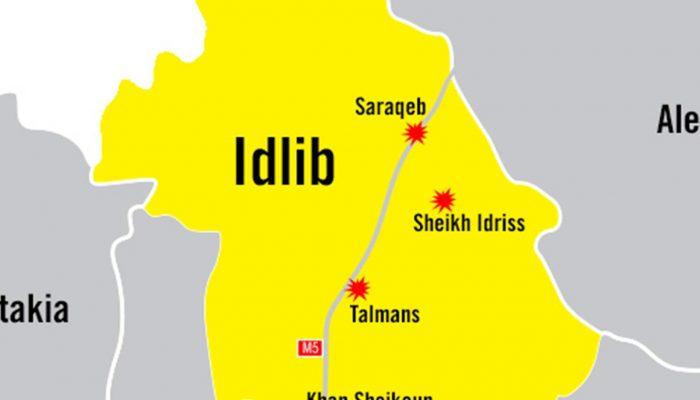 Síria: Governo ataca civis e unidades médicas em Idlib