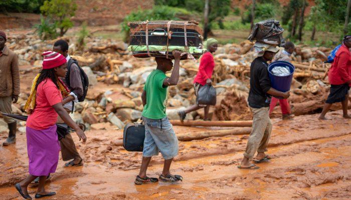 Ciclone Idai: governos devem intensificar esforços de salvamento