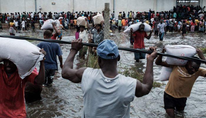 Ciclone Idai: Mais ajuda para proteger os direitos das vítimas