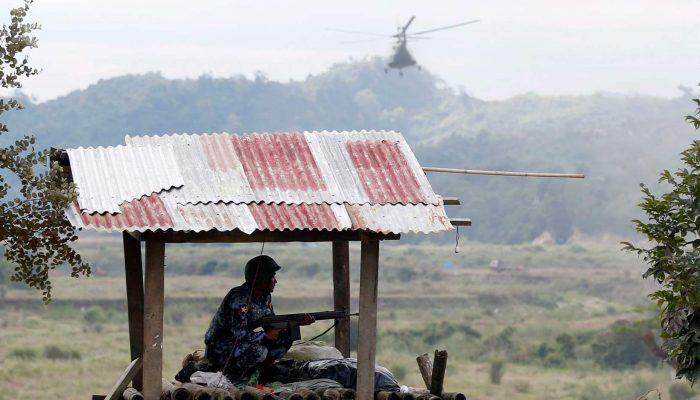 Myanmar: Crimes de guerra em nova operação no estado de Rakhine