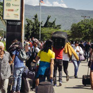 Venezuela: portas abertas a quem é obrigado a fugir