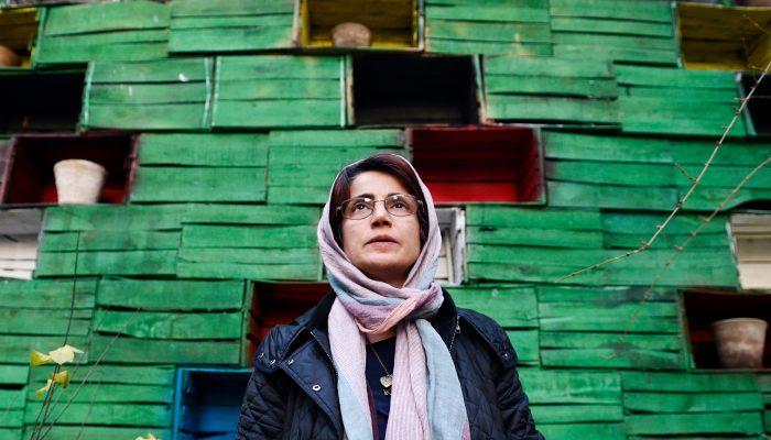 Mais de um milhão de pessoas pedem a libertação de Nasrin Sotoudeh