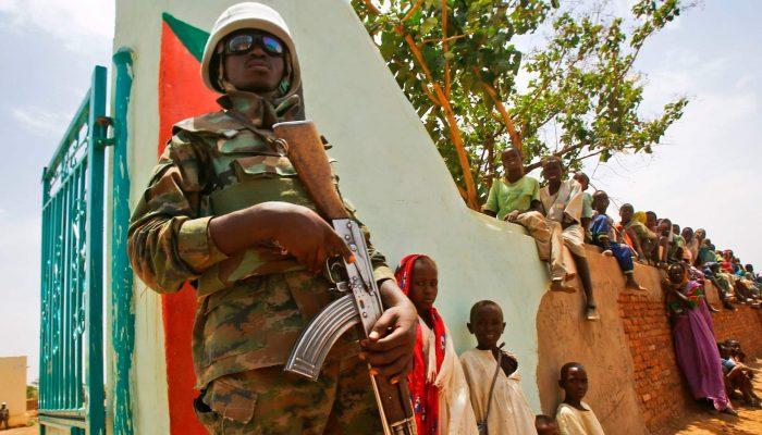 Sudão: É prematuro retirar as forças de manutenção da paz do Darfur