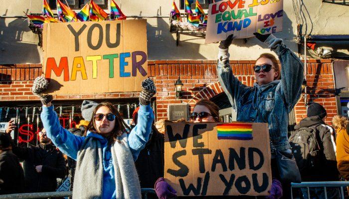 50 anos de Stonewall: Orgulho e protesto pela igualdade