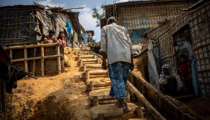 Myanmar/Bangladesh: As vítimas esquecidas que não podem ficar para trás