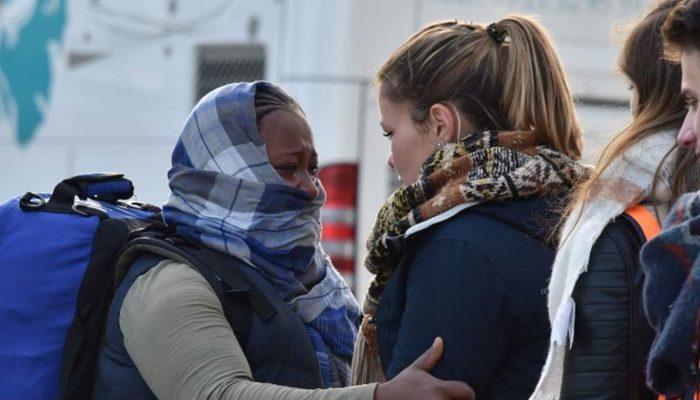 França: Polícia persegue e intimida quem ajuda migrantes