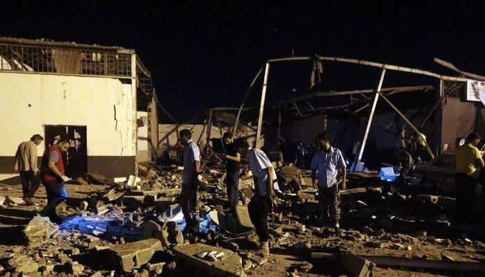 Líbia: Ataque contra migrantes deve ser investigado como crime de guerra