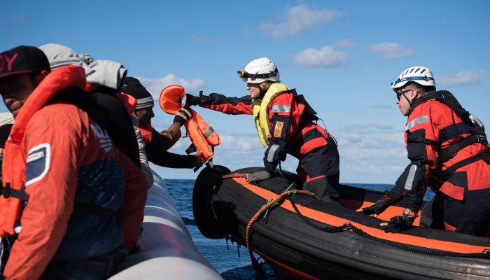 Itália: Capitã do Sea-Watch 3 não pode ser acusada por salvar vidas