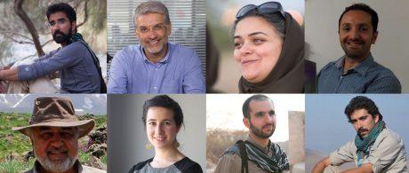 Ambientalistas torturados e em risco de execução no Irão