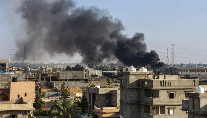Líbia: Mais de um milhão de pessoas em perigo na capital Trípoli