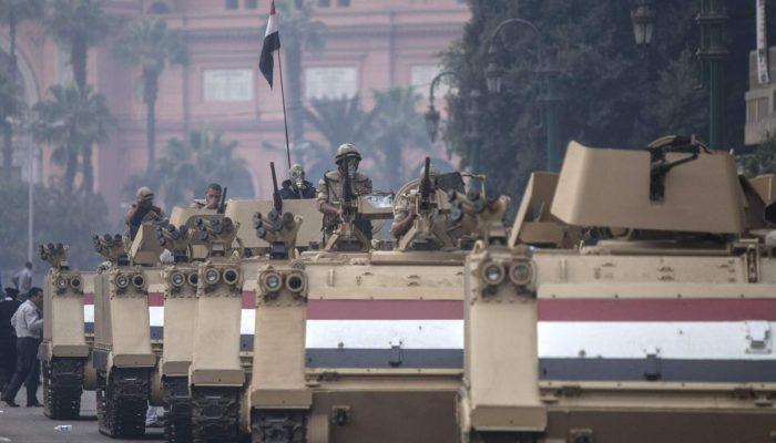 Egito: Repressão feita lei seis anos depois da queda de Morsi