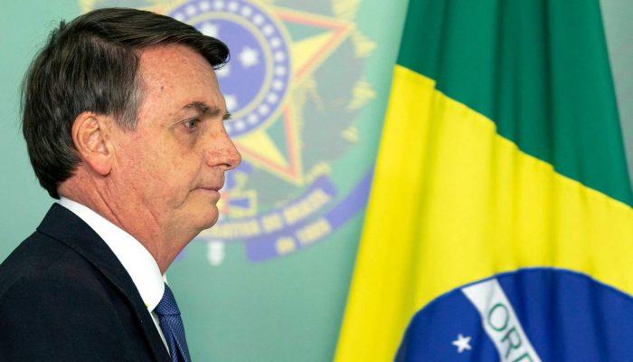 Política de Bolsonaro alimenta incêndios vorazes na Amazónia