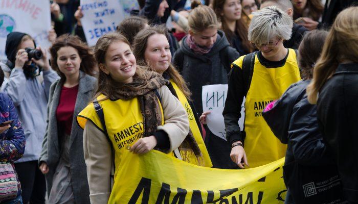 Apelo às escolas para permitirem a participação dos alunos na Greve Climática Global