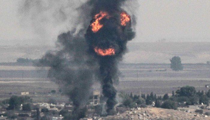 Síria: Intervenção turca deixa provas de crimes de guerra