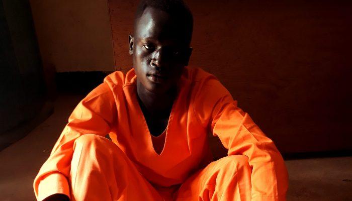 Condenado à morte aos 15 anos