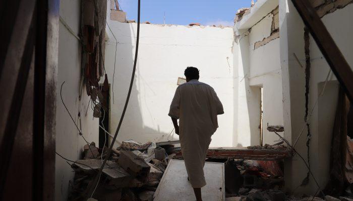 Líbia: O drama dos civis apanhados na batalha de Trípoli